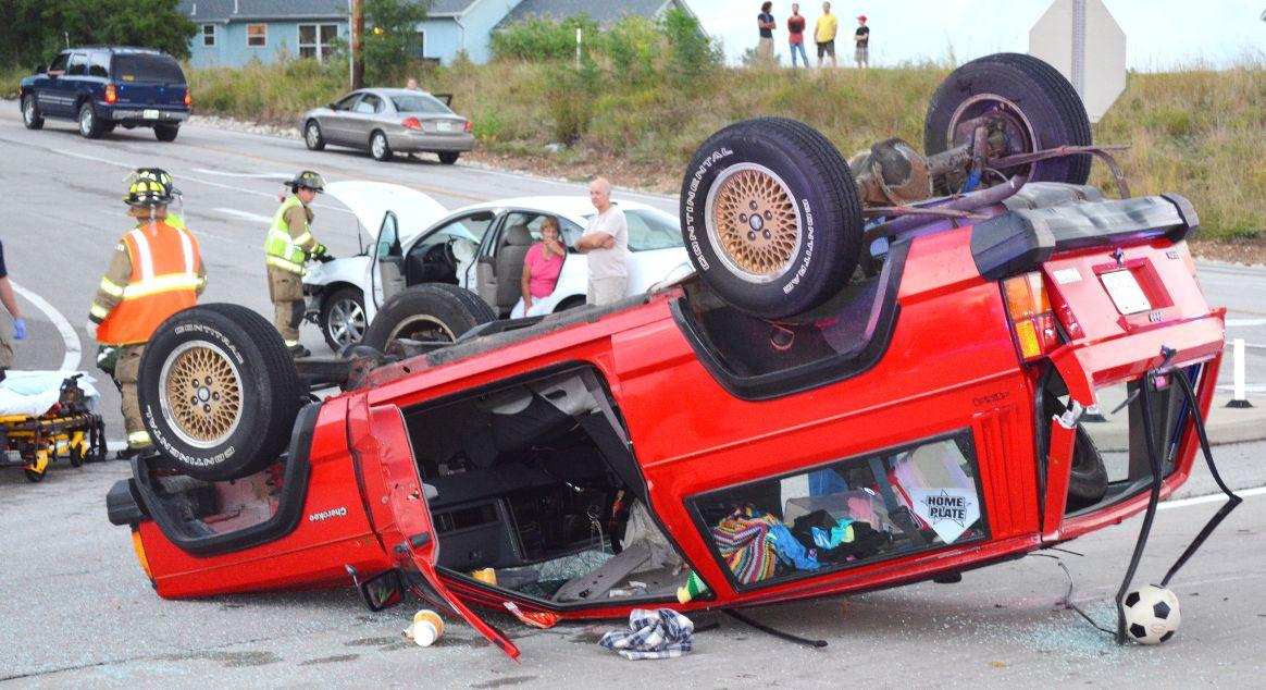 Highway 50 Crash