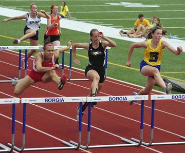 St. Clair Boys, Sullivan Girls Claim Track District Titles