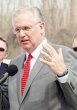 Missouri Gov. Jay Nixon
