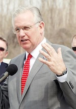 Gov. Nixon Decries 'Poor Fiscal Policy'  from Legislature