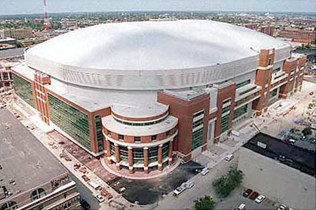 Edward Jones Dome
