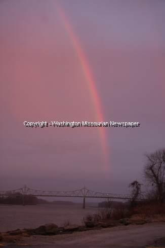 Rainbows and the Sky After Storms
