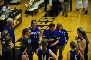 Lady Jays Earn Consolation