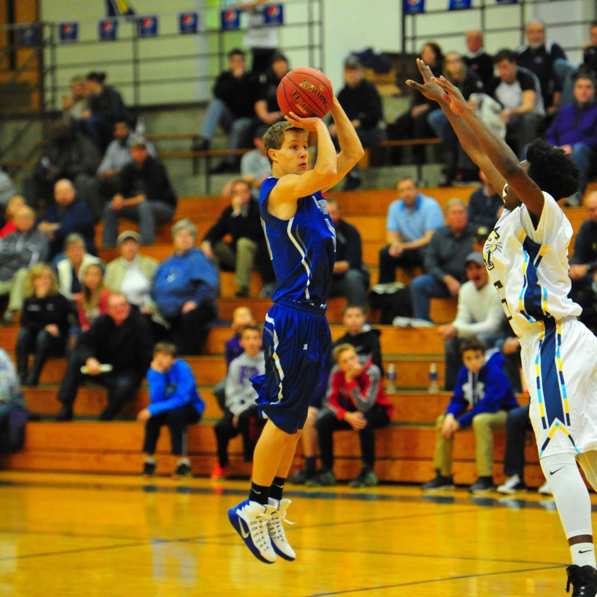 Boys Basketball — Washington vs. St. Louis Christian