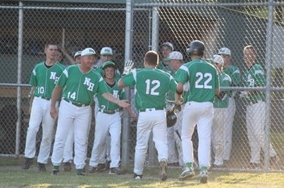 Shamrocks Outslug Green Ridge