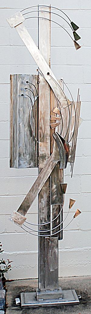 Donated Sculpture to Be Installed at City Library