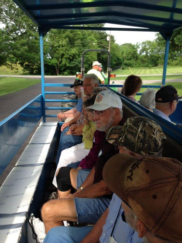 Tram Rides Begin