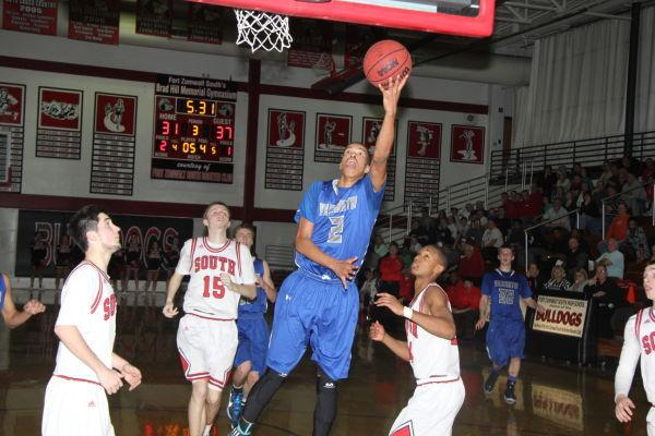 Zumwalt South Edges Blue Jays