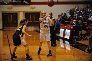 Lady Knights Advance