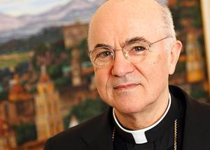 Archbishop Carlo Vigano