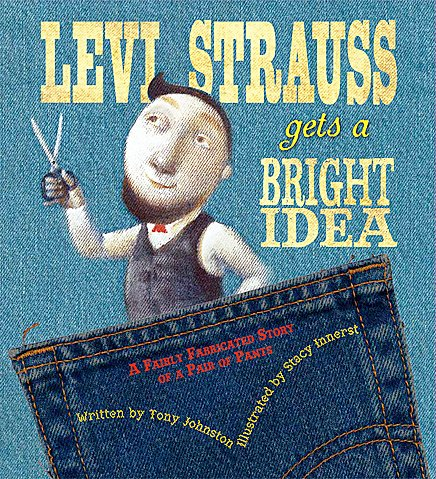 Levi Strauss Gets a Bright Idea'