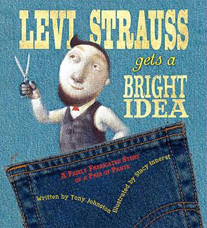 'Levi Strauss Gets a Bright Idea'