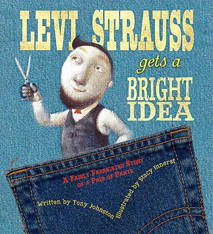 'Levi Strauss Gets a Bright Idea'
