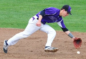 Finney's Home Run Lifts Indians Over St. Clair
