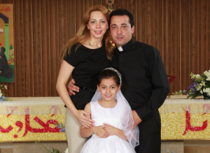 Married Dad Becomes Maronite Catholic Priest