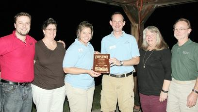 Bogue Named Employer of the Year