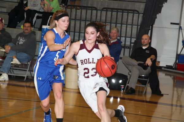 Lady Jays Top Rolla