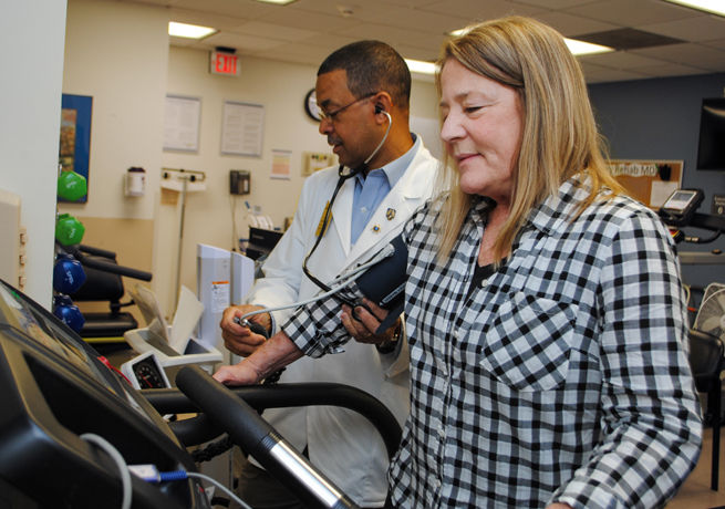 Pulmonary Rehab After Double-Lung Transplant