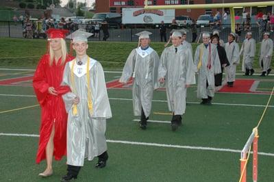 Graduates Walk