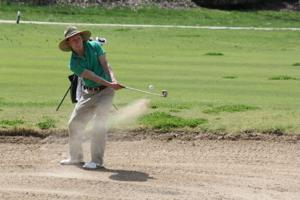 Sullivan Wins FRC Golf Meet