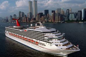 Cruise Ship Triumph