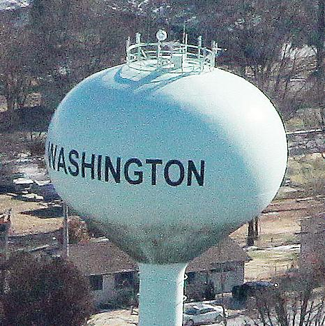 Water Tower Washington