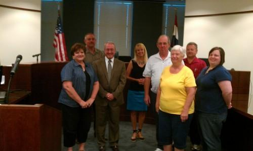 New members of Franklin County Republican Central Committee