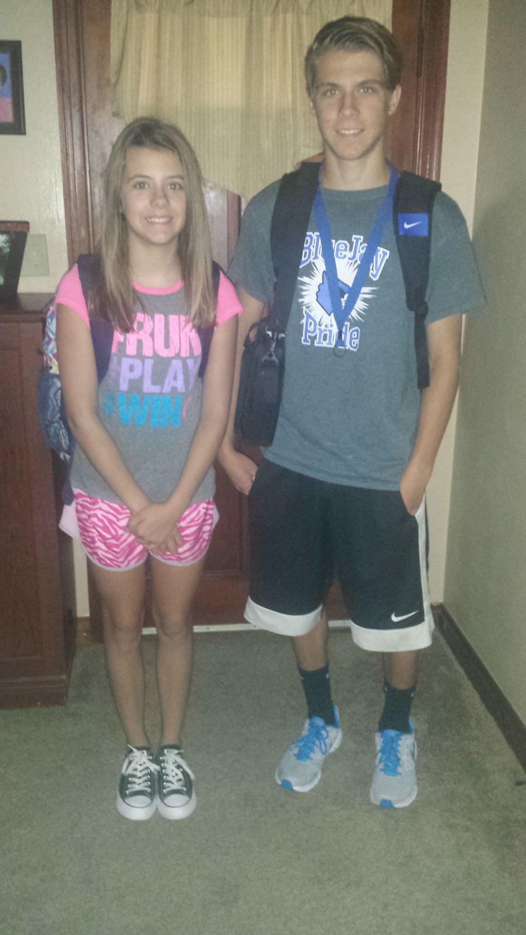 Freshman dating a 7th grader