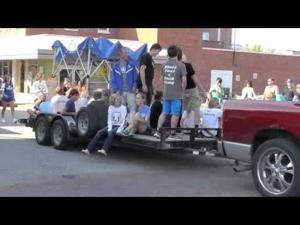 WHS Homecoming Parade 2014