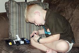 Carter's Crew Raises Funds for Juvenile Diabetes Research