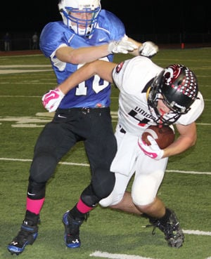 Week 9 Football — Union Edges Hermann, Wins FRC Title