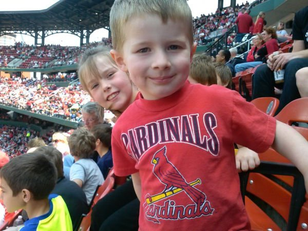 First Cardinals Game