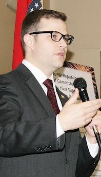 State Rep. Paul Curtman, R-Pacific