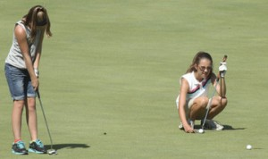 Franklin County Junior Golf Event Draws 32 Despite Heat