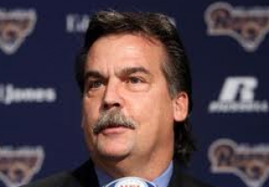 Coach Jeff Fisher