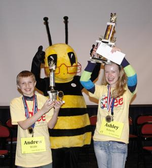 The 2011 Bee Winner, Runner Up