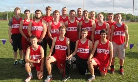 FRC Boys Track