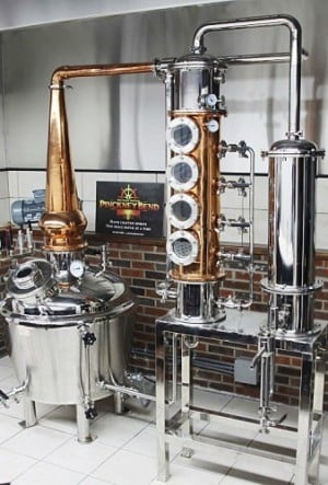 Custom-made Still