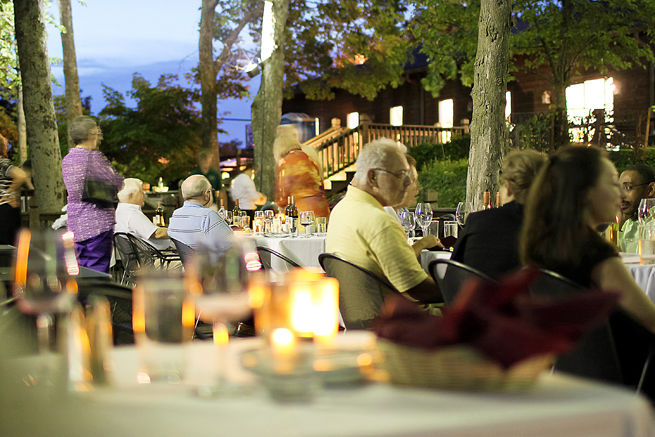 Sunset Dinner at Montelle Winery