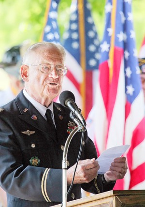 Col. Hatcher Speaks