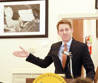 Missouri Secretary of State Jason Kander