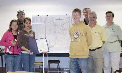 Franklin County 4-H GPS/GIS Trackers