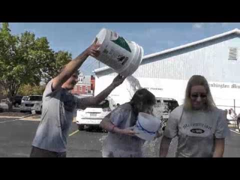 Missourian Newspaper ALS Ice Bucket Challenge