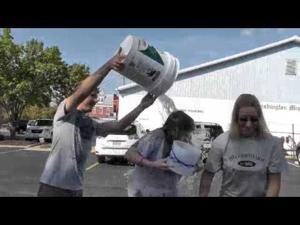 Missourian Newspaper ALS Ice Bucket Challenge
