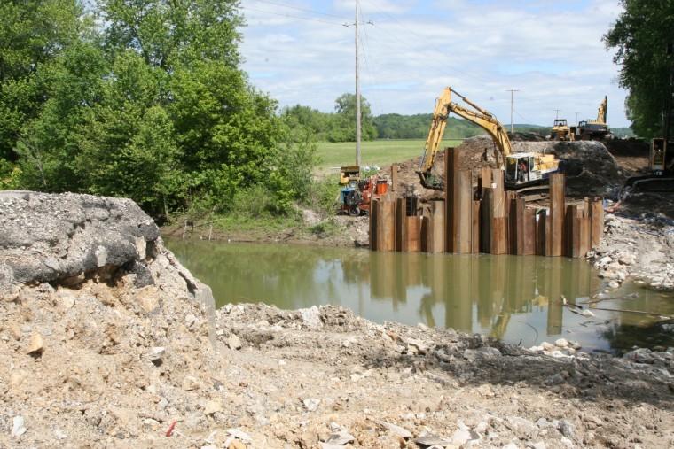 Tuque Creek Bridge Project