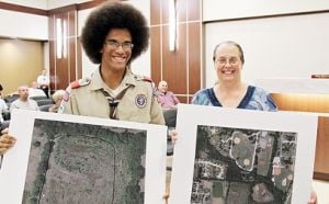 Boy Scout to Construct Trail in Pacific
