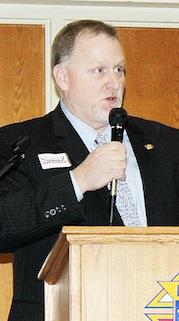 State Rep. Dave Schatz, R-Sullivan