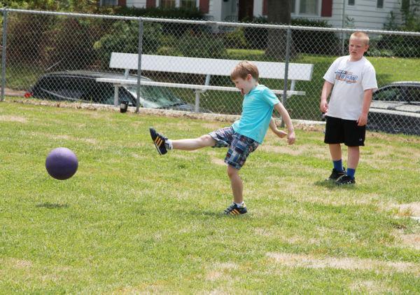 029 SFB Grade School Mother Son Kickball 2014.jpg