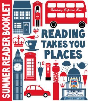 Summer Reader Booklet 2014