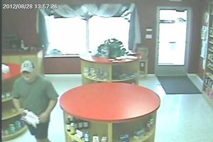 Hall's Pharmacy Suspect 1